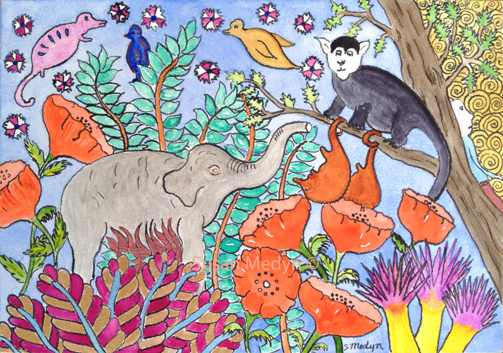 elephant talk ©