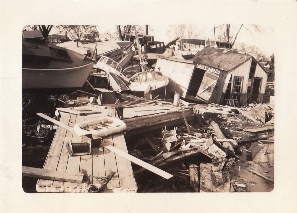 Boat Yards at Port of Providence